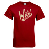 Cardinal T Shirt-Primary Mark Distressed