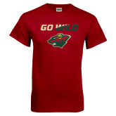 Cardinal T Shirt-Go Wild