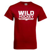 Cardinal T Shirt-Wild Hockey