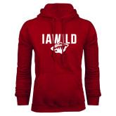 Cardinal Fleece Hoodie-IAWILD