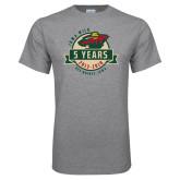 Grey T Shirt-5 Years