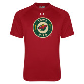 Under Armour Cardinal Tech Tee-Secondary Mark
