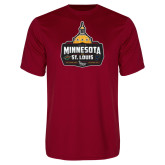 Performance Cardinal Tee-Minnesota vs St Louis