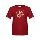 Youth Cardinal T Shirt-Primary Mark