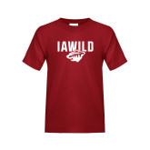 Youth Cardinal T Shirt-IAWILD
