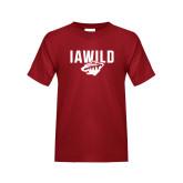 Youth Cardinal T Shirt-IAWILD