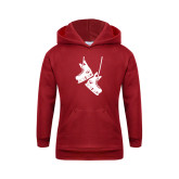 Youth Cardinal Fleece Hoodie-Skates