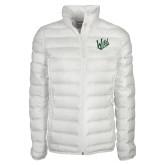 Columbia Lake 22 Ladies White Jacket-Primary Mark