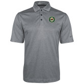 Nike Golf Dri Fit Charcoal Heather Polo-Secondary Mark