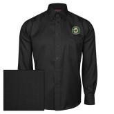 Red House Black Herringbone Long Sleeve Shirt-Secondary Mark