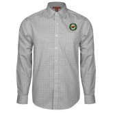 Red House Grey Plaid Long Sleeve Shirt-Secondary Mark