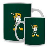 Full Color White Mug 15oz-Mascot