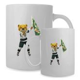 Full Color White Mug 15oz-Mascot Photo