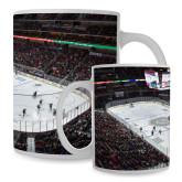Full Color White Mug 15oz-Stadium Photo