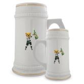 Full Color Decorative Ceramic Mug 22oz-Mascot Photo