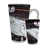 Full Color Latte Mug 17oz-Stadium Photo