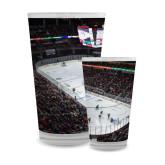 Full Color Glass 17oz-Stadium Photo