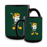 Full Color Black Mug 15oz-Mascot