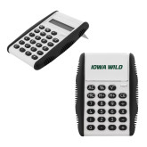 White Flip Cover Calculator-Iowa Wild Flat