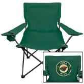 Deluxe Green Captains Chair-Secondary Mark