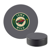 Hockey Puck Stress Reliever-Secondary Mark