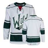 Hockey White Jersey-