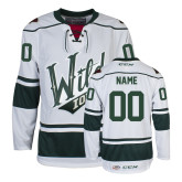 Hockey White Jersey-Personalized