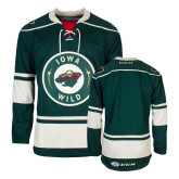 Hockey Green Jersey-
