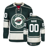 Hockey Green Jersey-Personalized