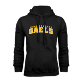 Black Fleece Hoodie-Arched Iona College Gaels