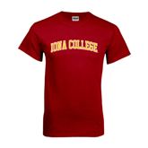 Cardinal T Shirt-Arched Iona College
