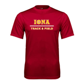 Syntrel Performance Cardinal Tee-Track and Field