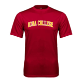 College  Syntrel Performance Cardinal Tee-Arched Iona College