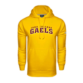 Under Armour Gold Performance Sweats Team Hoodie-Arched Iona College Gaels