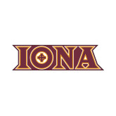 Small Magnet-Iona Wordmark, 6 inches wide