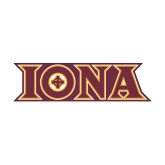 Medium Magnet-Iona Wordmark, 8 inches wide