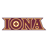 Extra Large Magnet-Iona Wordmark, 18 inches wide