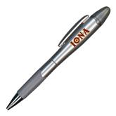 Silver/Silver Blossom Pen/Highlighter-Iona Wordmark