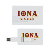 Card USB Drive 4GB-Official Logo