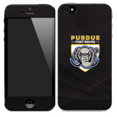 iPhone 5/5s/SE Skin-Primary Athletic Logo