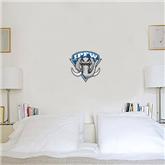 1 ft x 1 ft Fan WallSkinz-IPFW Mastodon Shield