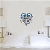 3 ft x 3 ft Fan WallSkinz-IPFW Mastodon Shield