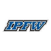 Large Decal-IPFW, 12 in W