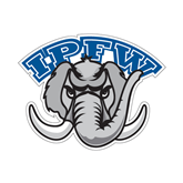 Small Decal-Arched IPFW with Mastodon, 6 in W
