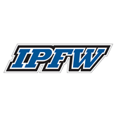 Extra Large Decal-IPFW, 18 in W