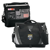 Slope Black/Grey Compu Messenger Bag-Primary Athletic Logo