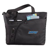 Excel Black Sport Utility Tote-IPFW