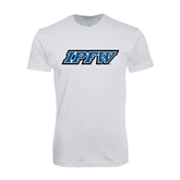 SoftStyle White T Shirt-IPFW