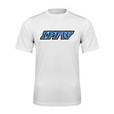 Syntrel Performance White Tee-IPFW