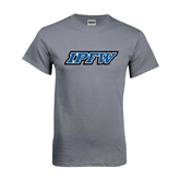 Charcoal T Shirt-IPFW